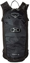 Osprey Siskin 12 (Obsidian Black) Backpack Bags