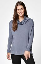 RVCA Fog Cowl Neck Sweatshirt