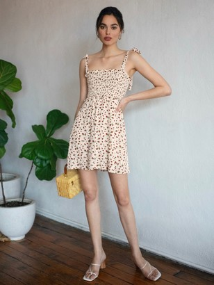 Reformation Seabreeze Dress