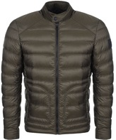 Belstaff Halewood Down Jacket Green