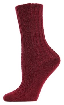 Me Moi Classic Day Knit Women's Crew Socks