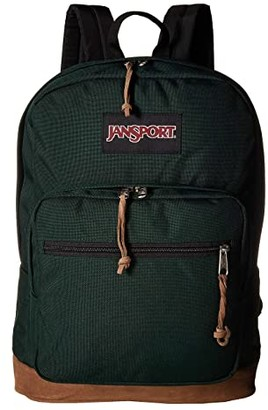 JanSport Right Pack (Pine Grove) Backpack Bags