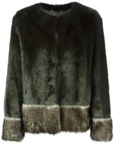 Twin-Set faux fur jacket