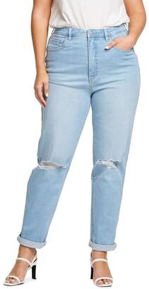 Lee Hi-Mom Curve Jeans Lt