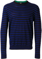 Paul Smith striped knit jumper - men - Merino - XS
