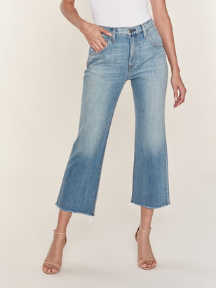 Hudson Sloane Extreme Baggy Crop Jeans