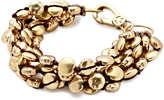 Lucky Brand Gold Coin Bracelet
