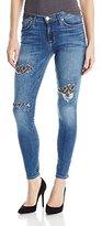 Hudson Women's Nico Midrise Ankle Super Skinny 5-Pocket Jean