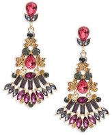Design Lab Lord & Taylor Short Chandelier Cluster Earrings
