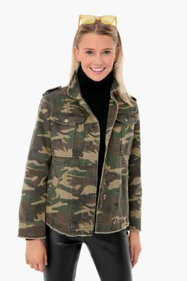 Elan International Camo Jacket