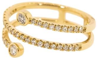 Dana Rebecca Designs 14kt yellow gold Lulu Jack diamond ring