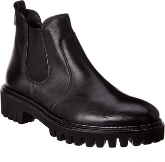 Paul Green Tacoma Leather Bootie