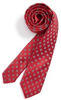 Michael Kors Boy's Diamond Silk Tie