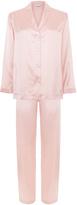 Silk Silk Satin Pajamas