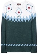 Loro Piana Wetterhorn Knitted Cashmere Sweater