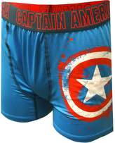 Marvel Comics Captain America Storm Shield Boxer Brief for men