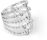 Ippolita 925 Glamazon Five-Band Stacked Ring, Size 7