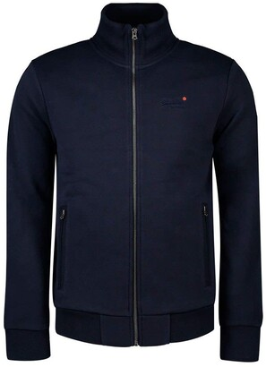 Superdry Men's Collective Blk EDT. Track Sweater