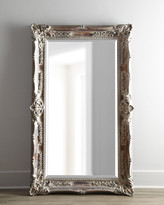 "Horchow ""Antique French"" Floor Mirror"