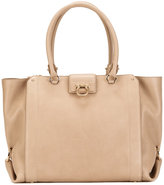Salvatore Ferragamo Luisa tote - women - Calf Leather - One Size