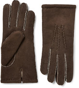 Dents - York Shearling Gloves