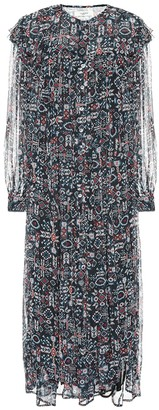 Etoile Isabel Marant Ellie printed maxi dress
