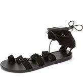 Ancient Greek Sandals Fteroti Gladiator Sandals