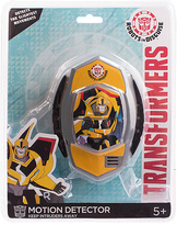 Transformers Motion Detector