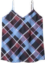 Joe Fresh Women's Print Cami, Dusty Blue (Size XS)