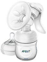 Philips Manual Breast Pump With Bottle - Pack of 2