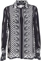 Versus Checkered Shirt