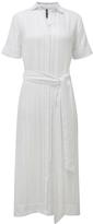 Lisa Marie Fernandez Button Down Shirt Dress