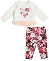 GUESS Tee and Leggings Set (0-24m)