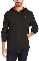 U.S. Polo Assn. Men's Fleece Full-Zip Hoodie