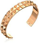 Rebecca Rebel Rose Gold-Tone Cuff Bracelet