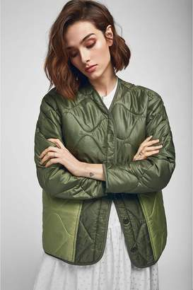 Anine Bing Andy Bomber - Military Green