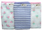 Monica + Andy Print Swaddling Cloths