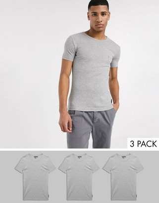 French Connection 3 Pack Lounge T-Shirt