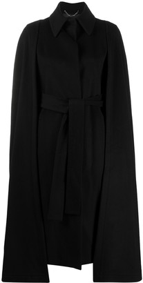 FEDERICA TOSI Virgin Wool Cape