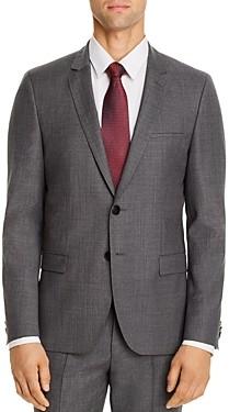 HUGO BOSS Arti Sharkskin Extra Slim Fit Suit Jacket