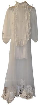 Stella McCartney Stella Mc Cartney Ecru Lace Dress for Women