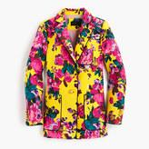 J.Crew Collection blazer in Ratti® acid rose
