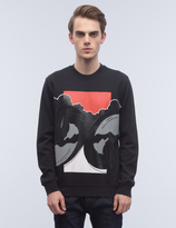 Diesel Black Gold Sal-waves Sweatshirt