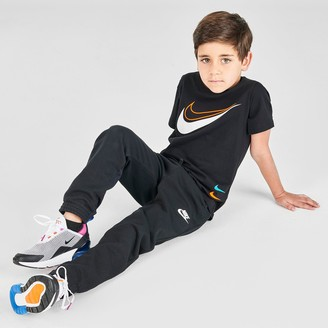 Nike Boys' Little Kids' Swoosh Fleece Jogger Pants