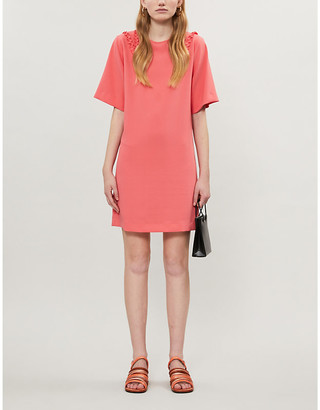See by Chloe Signature crepe mini dress