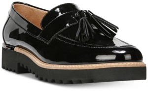 Franco Sarto Carolynn Lugged Bottom Loafers Women's Shoes