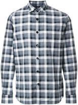 Kent & Curwen buffalo check shirt - men - Cotton - S
