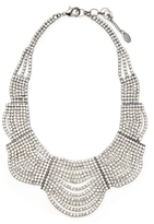 Amrita Singh Sienna Crystal Bib Necklace