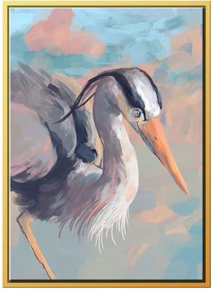 PTM Images Pelican Canvas with Floater Frame