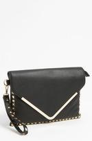 High Fashion Handbags Studded Envelope Clutch